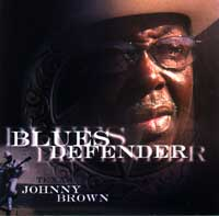 [ Blues Defender CD Cover ]
